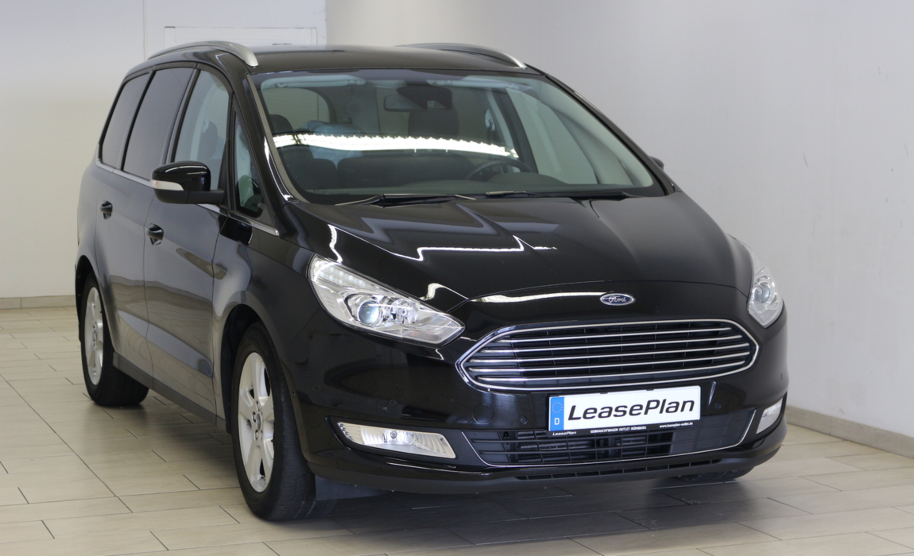 Ford Galaxy 2.0 TDCi Titanium (593179) detail1