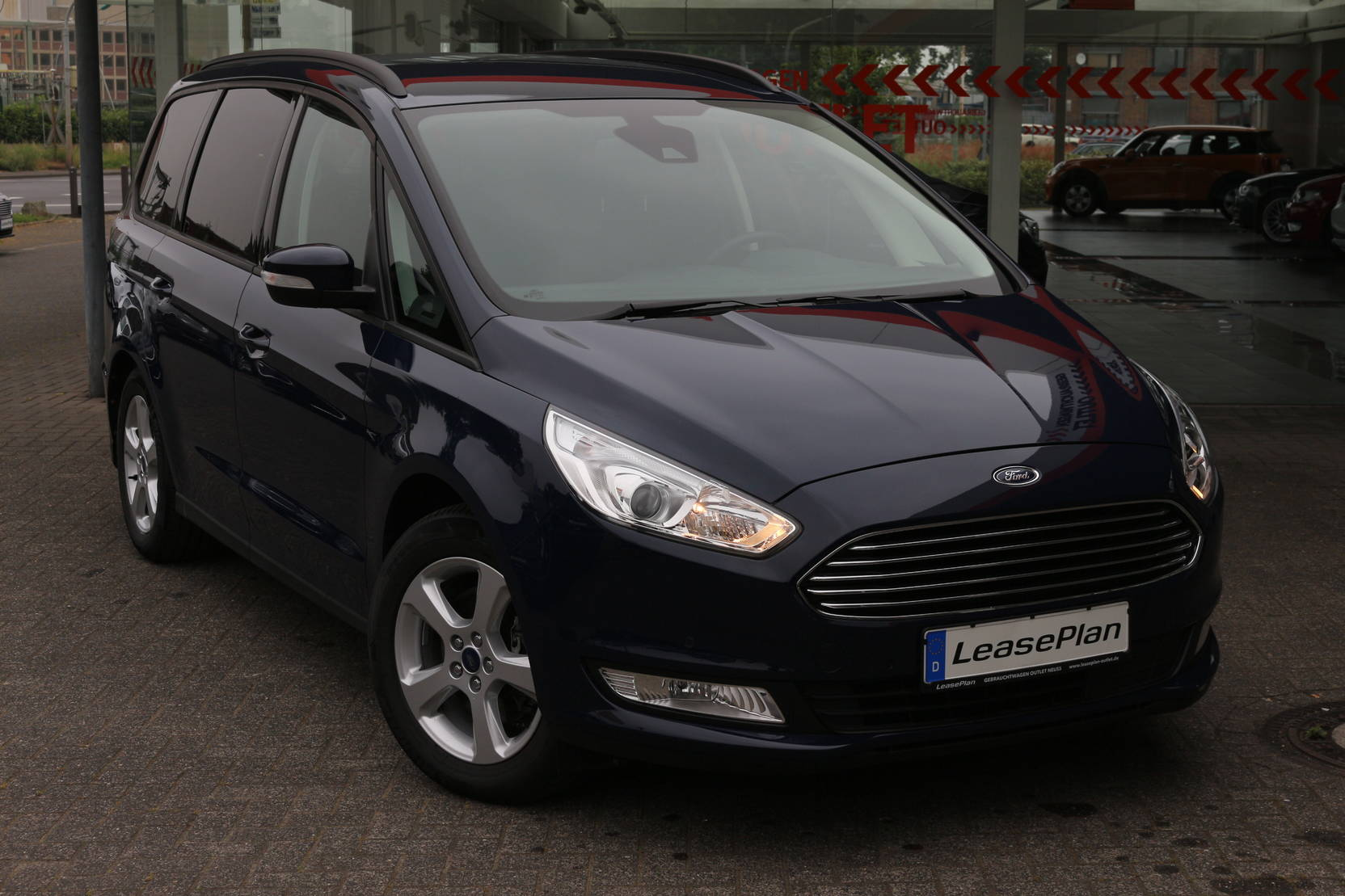 Ford Galaxy 2.0 TDCi Business 7 Sitzer (647469) detail1