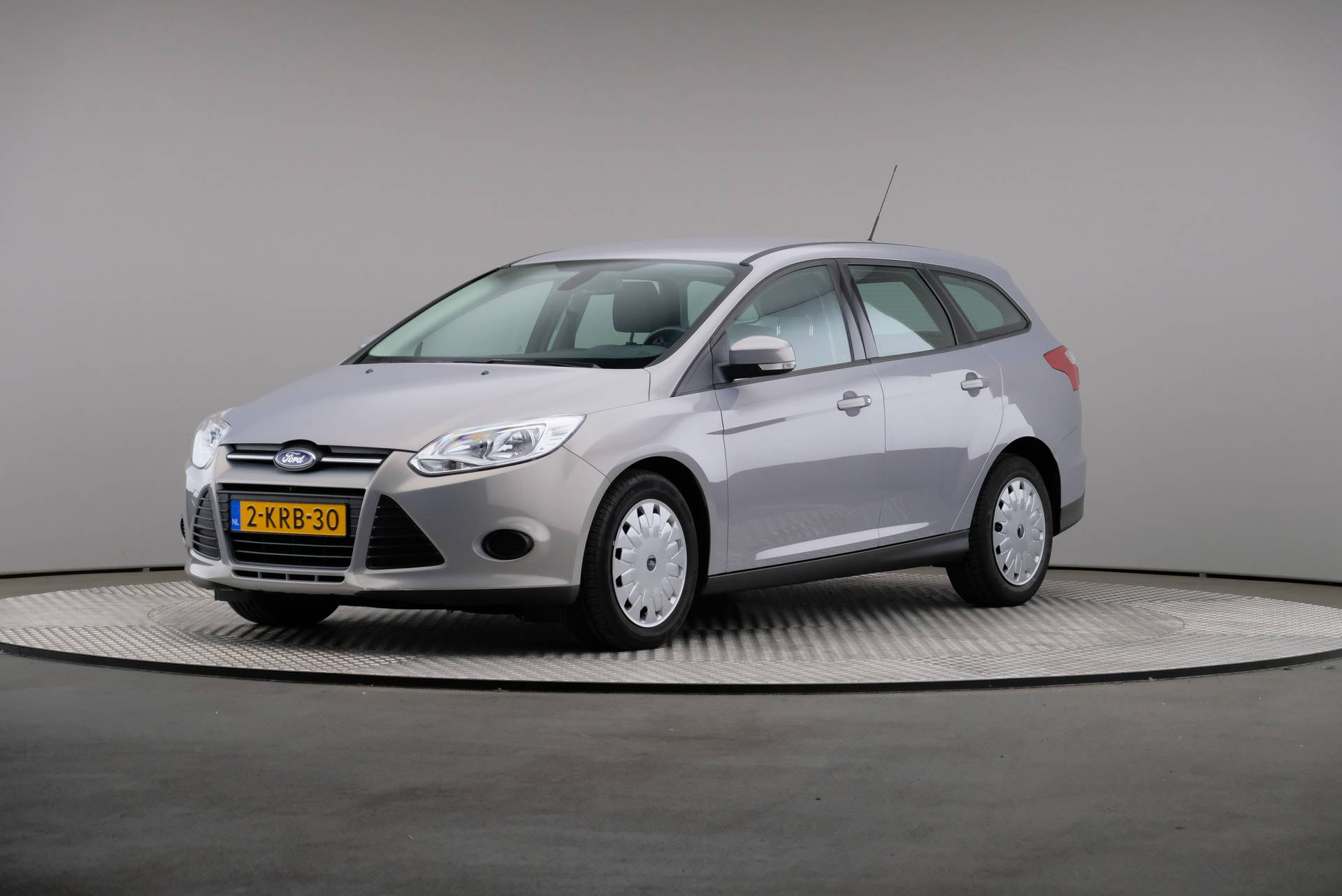 Ford Focus Wagon 1.6 TDCi ECOnetic Lease Trend, Navigatie, 360-image0