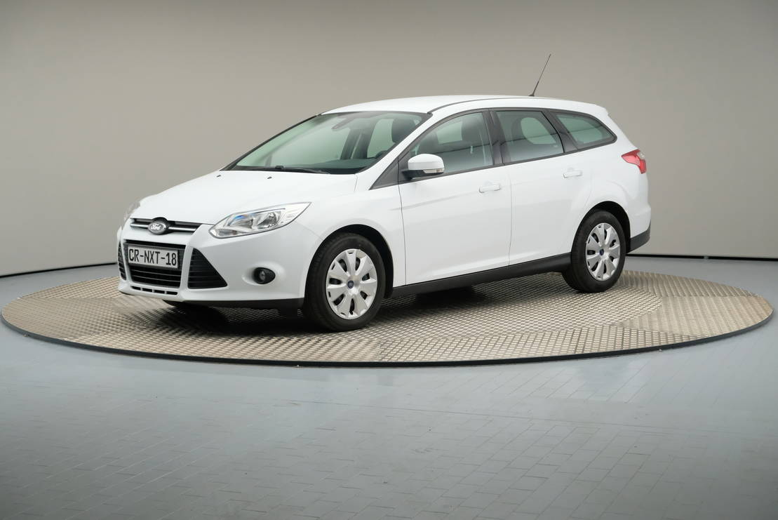 Ford Focus Turnier 1.6 TDCi DPF Start-Stopp-System Trend (533247), 360-image0
