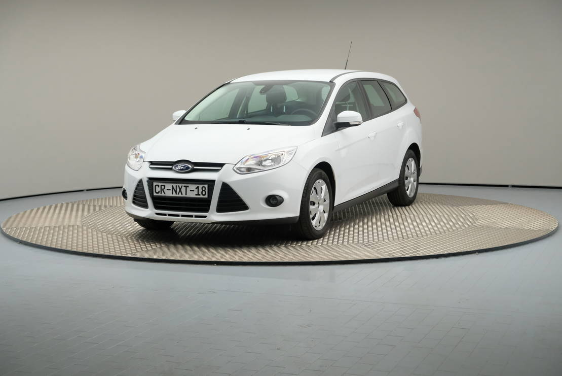 Ford Focus Turnier 1.6 TDCi DPF Start-Stopp-System Trend (533247), 360-image34