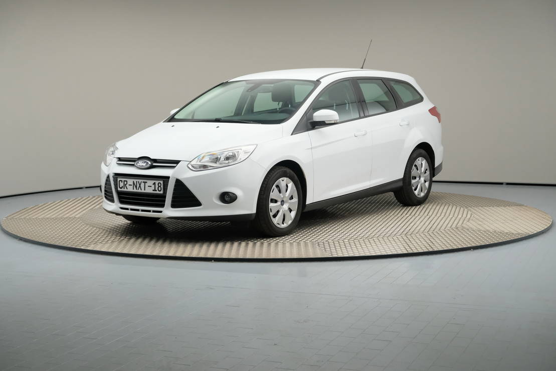 Ford Focus Turnier 1.6 TDCi DPF Start-Stopp-System Trend (533247), 360-image35