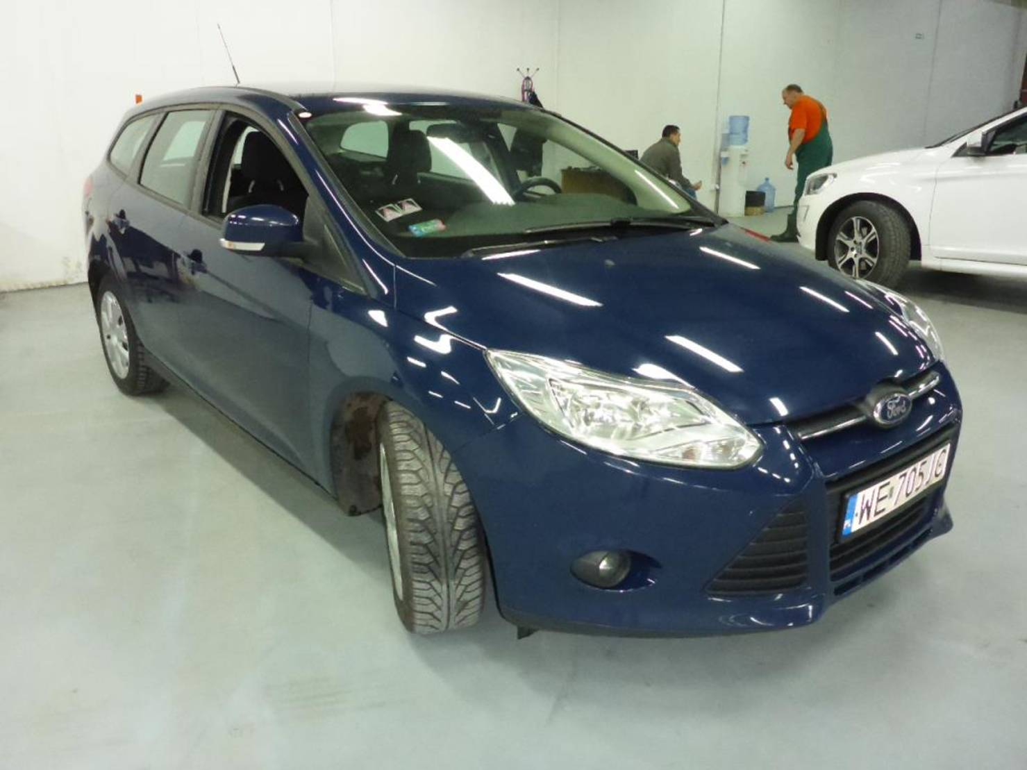 Ford Focus 1.6 Trend 105km detail2