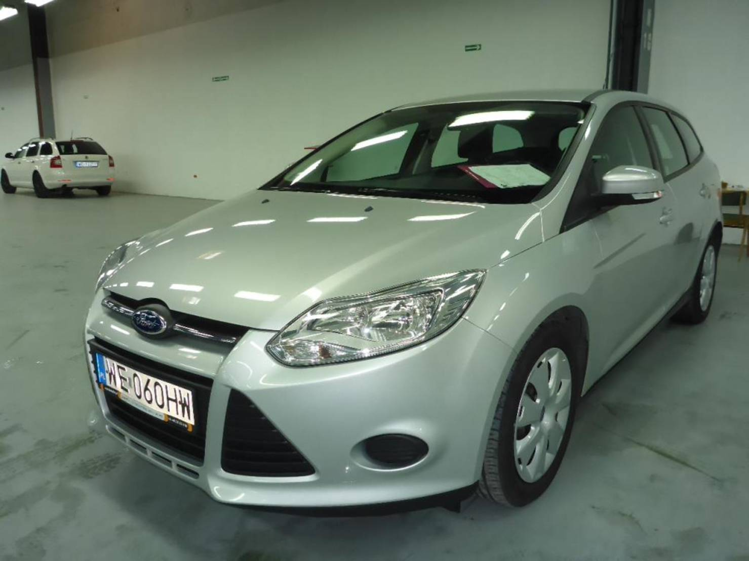 Ford Focus Turnier 1.6 TDCi DPF, Trend detail1