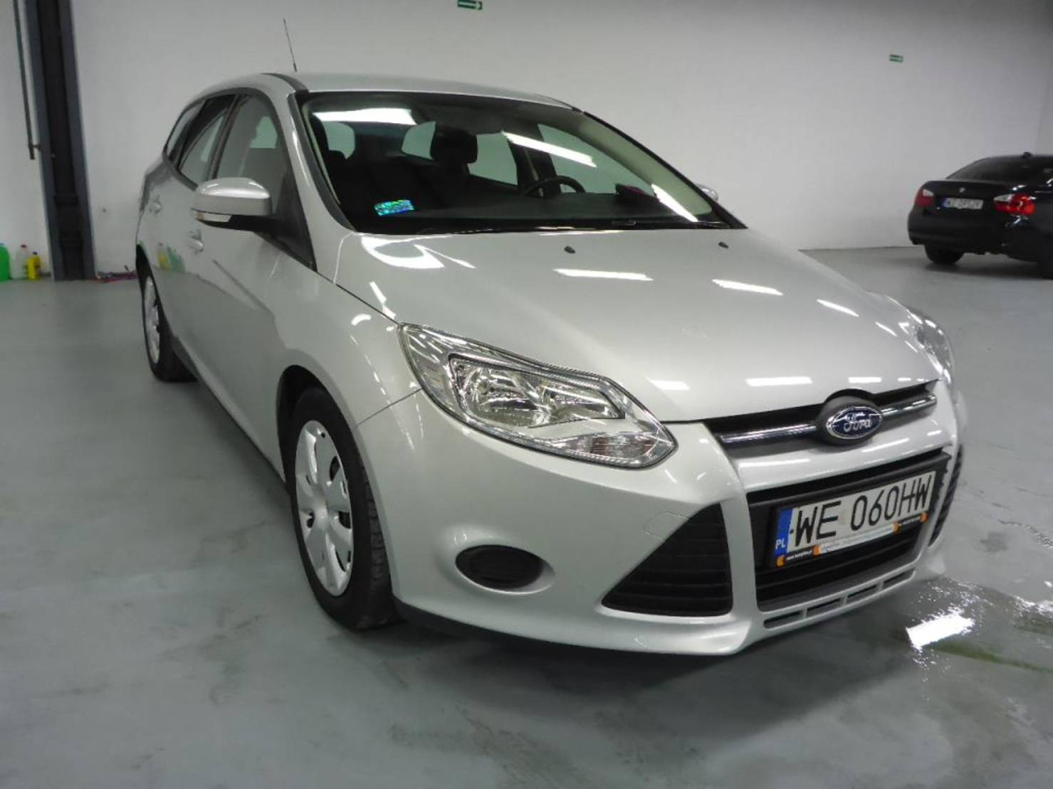 Ford Focus Turnier 1.6 TDCi DPF, Trend detail2