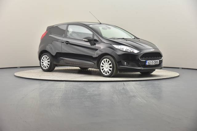 Ford Fiesta 1.5tdci 75ps Trend Van Commercial Hatchback Manual-360 image-0