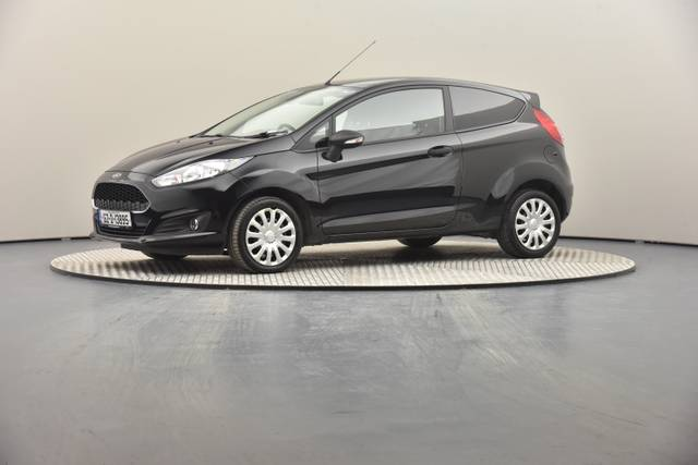 Ford Fiesta 1.5tdci 75ps Trend Van Commercial Hatchback Manual-360 image-10