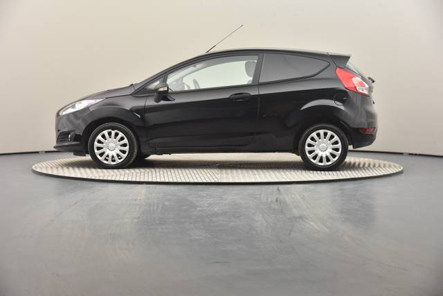 Ford Fiesta 1.5tdci 75ps Trend Van Commercial Hatchback Manual-360 image-14