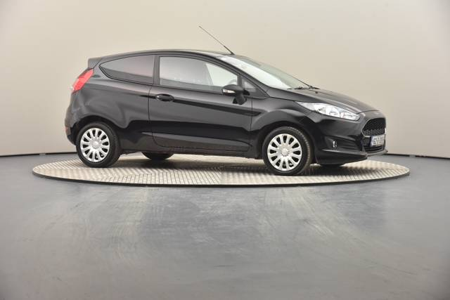 Ford Fiesta 1.5tdci 75ps Trend Van Commercial Hatchback Manual-360 image-34