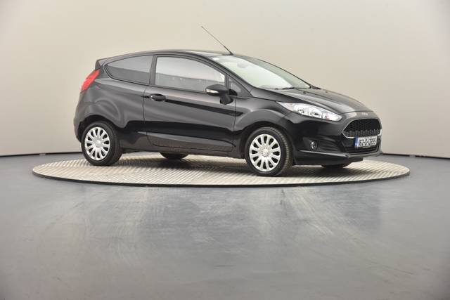 Ford Fiesta 1.5tdci 75ps Trend Van Commercial Hatchback Manual-360 image-35