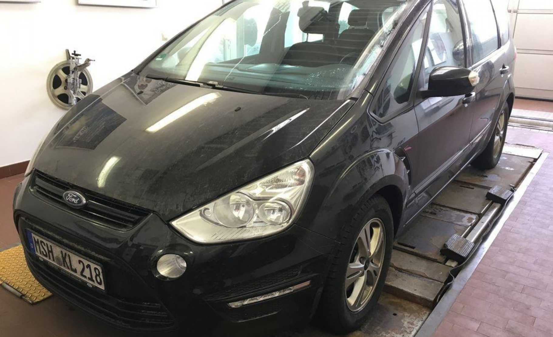 Ford S-Max 2.0 TDCi DPF Aut., Business Edition (495133) detail1