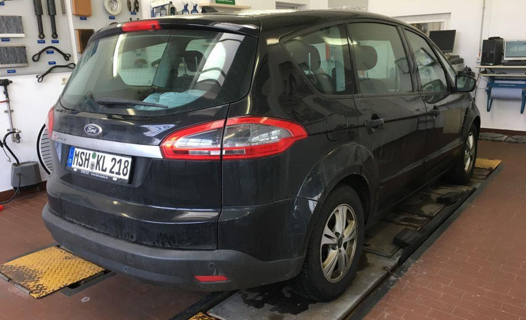 Ford S-Max 2.0 TDCi DPF Aut., Business Edition (495133) detail2