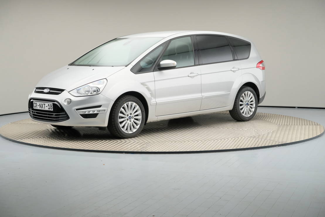 Ford S-Max 2.0 TDCi Business Edition, Navigatie, 360-image0