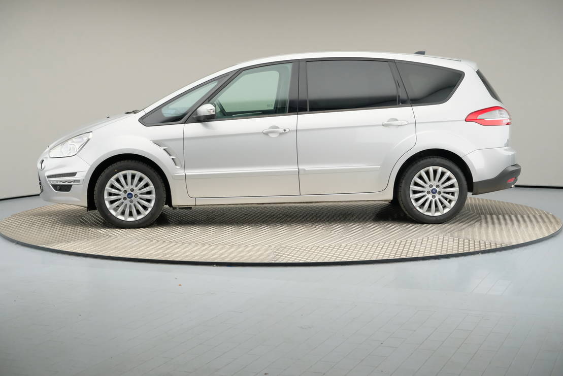 Ford S-Max 2.0 TDCi Business Edition, Navigatie, 360-image4