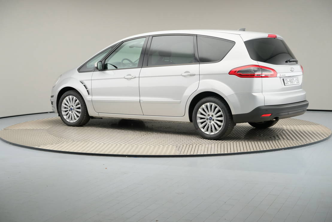 Ford S-Max 2.0 TDCi Business Edition, Navigatie, 360-image8