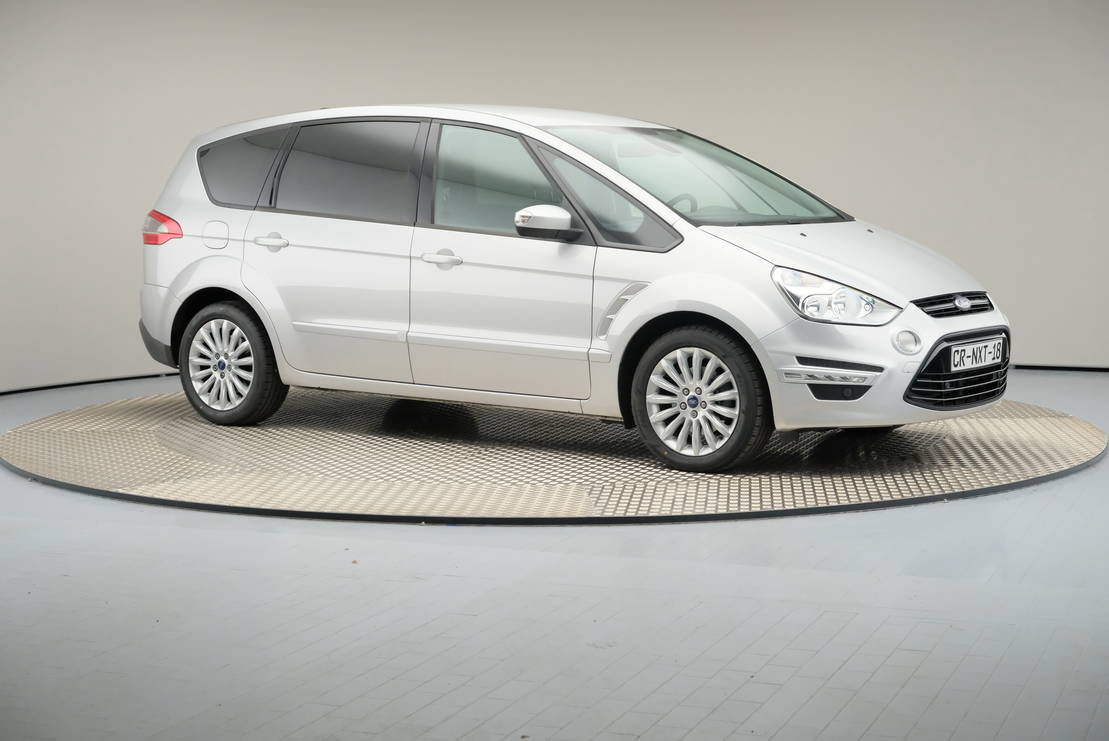 Ford S-Max 2.0 TDCi Business Edition, Navigatie, 360-image26