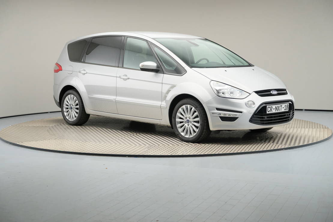 Ford S-Max 2.0 TDCi Business Edition, Navigatie, 360-image27