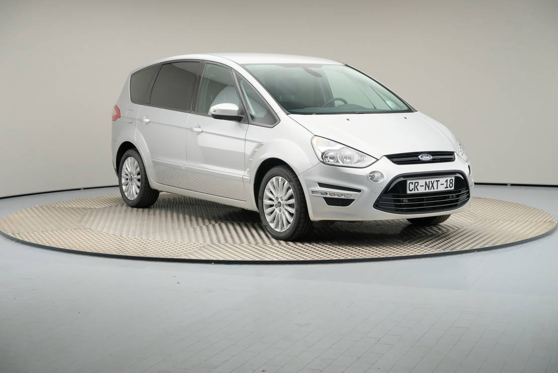 Ford S-Max 2.0 TDCi Business Edition, Navigatie, 360-image28