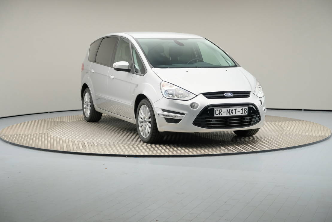 Ford S-Max 2.0 TDCi Business Edition, Navigatie, 360-image29