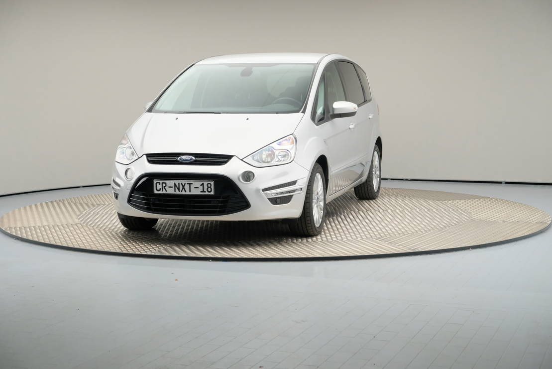 Ford S-Max 2.0 TDCi Business Edition, Navigatie, 360-image33