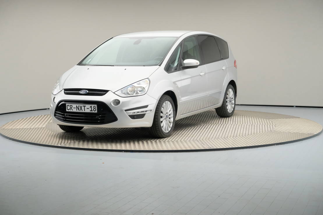 Ford S-Max 2.0 TDCi Business Edition, Navigatie, 360-image34