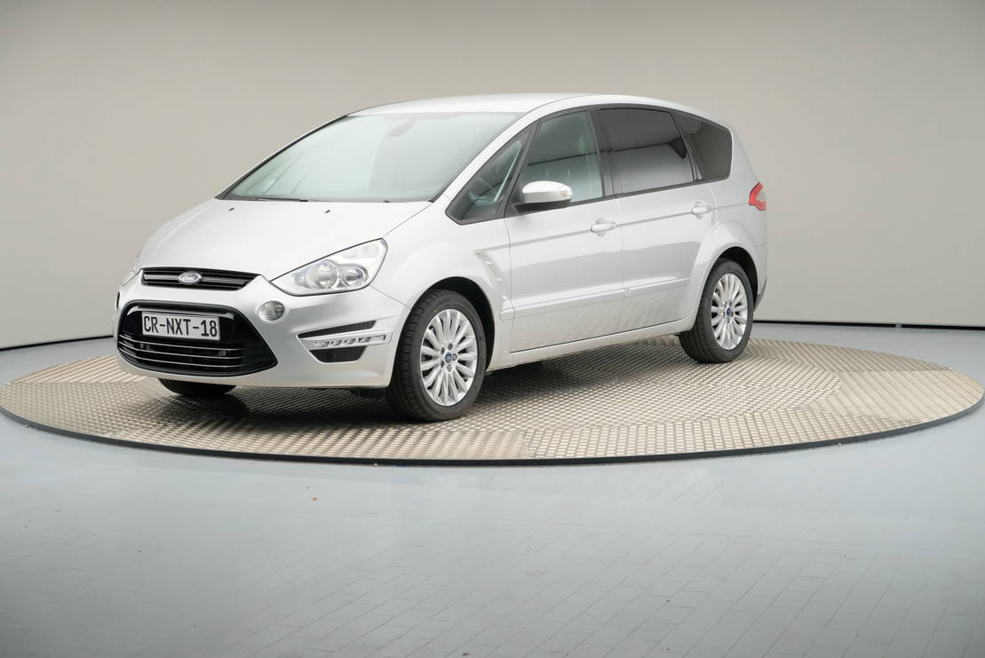 Ford S-Max 2.0 TDCi Business Edition, Navigatie, 360-image35