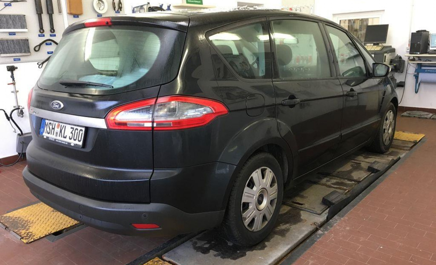 Ford S-Max 2.0 TDCi DPF Aut., Business Edition (517597) detail2