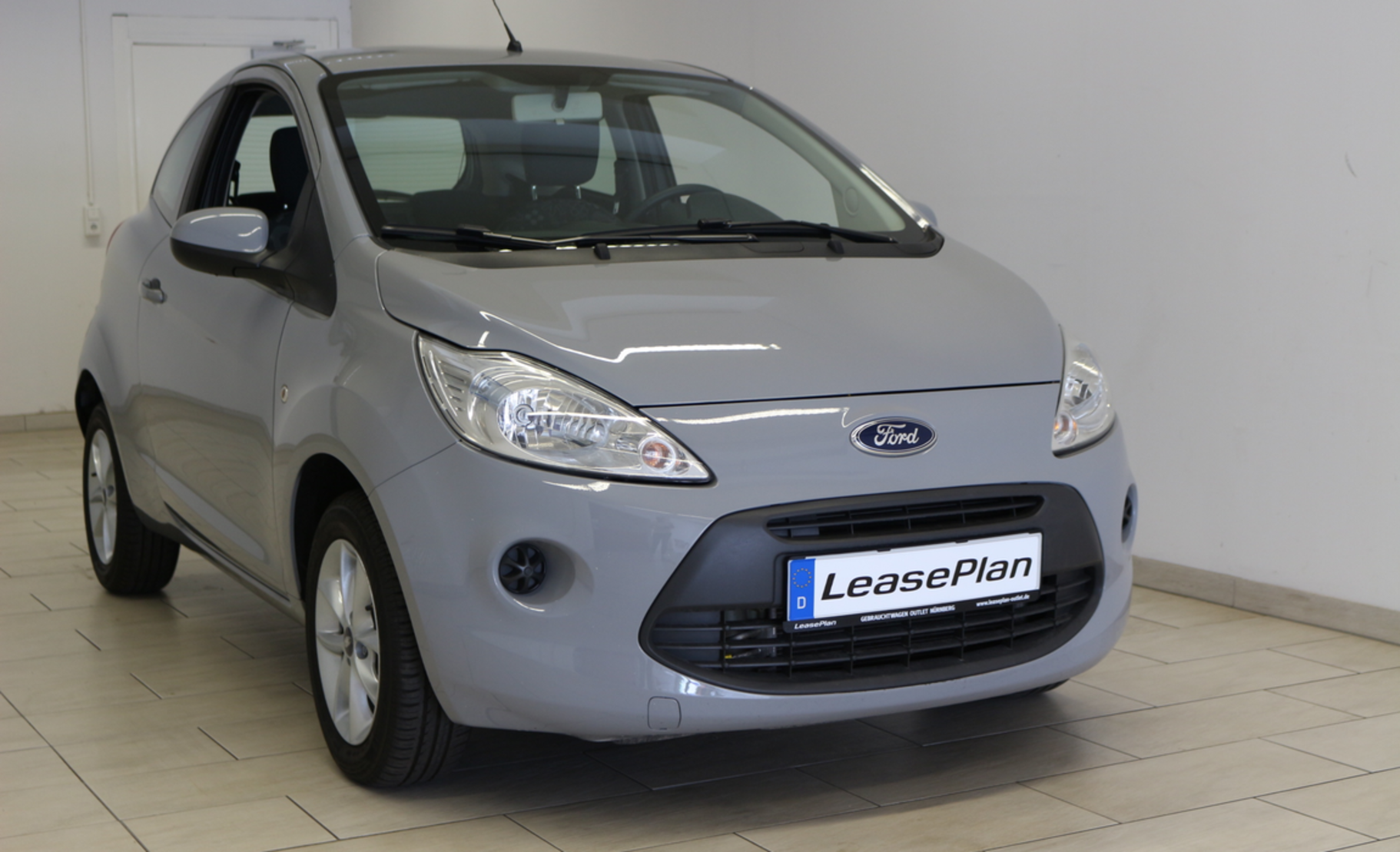 Ford Ka 1.2 Start-Stopp-System Cool & Sound Edition (564245) detail1