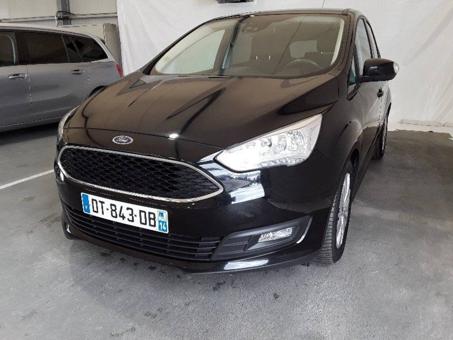 Ford C-MAX 2.0 TDCi 150 S&S, Business Nav Powershift A detail2