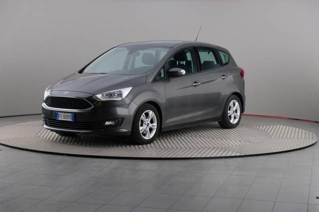 Ford C-MAX 1.5 Tdci 95cv S&S Business-360 image-35