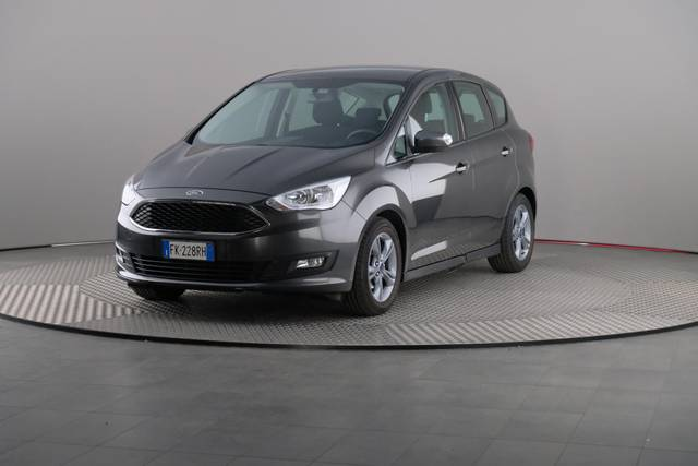 Ford C-MAX 1.5 Tdci 95cv S&S Business-360 image-34
