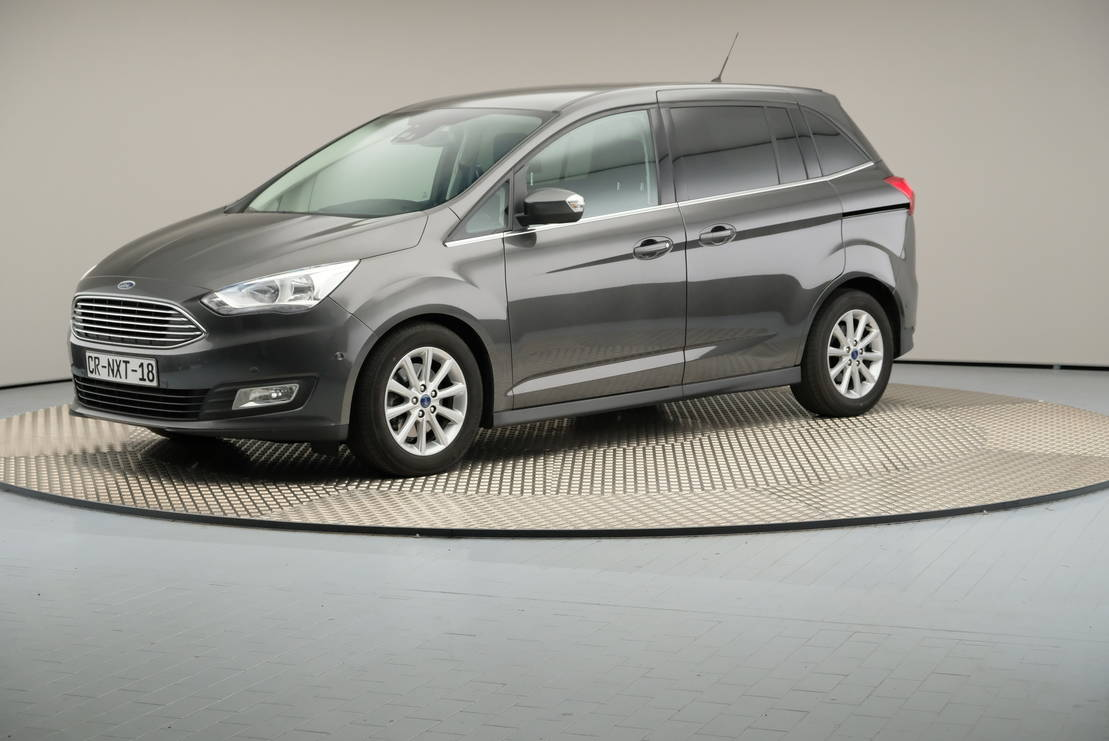Ford Grand C-Max Grand 1.5 EcoBoost Start-Stop Titanium (621878), 360-image0