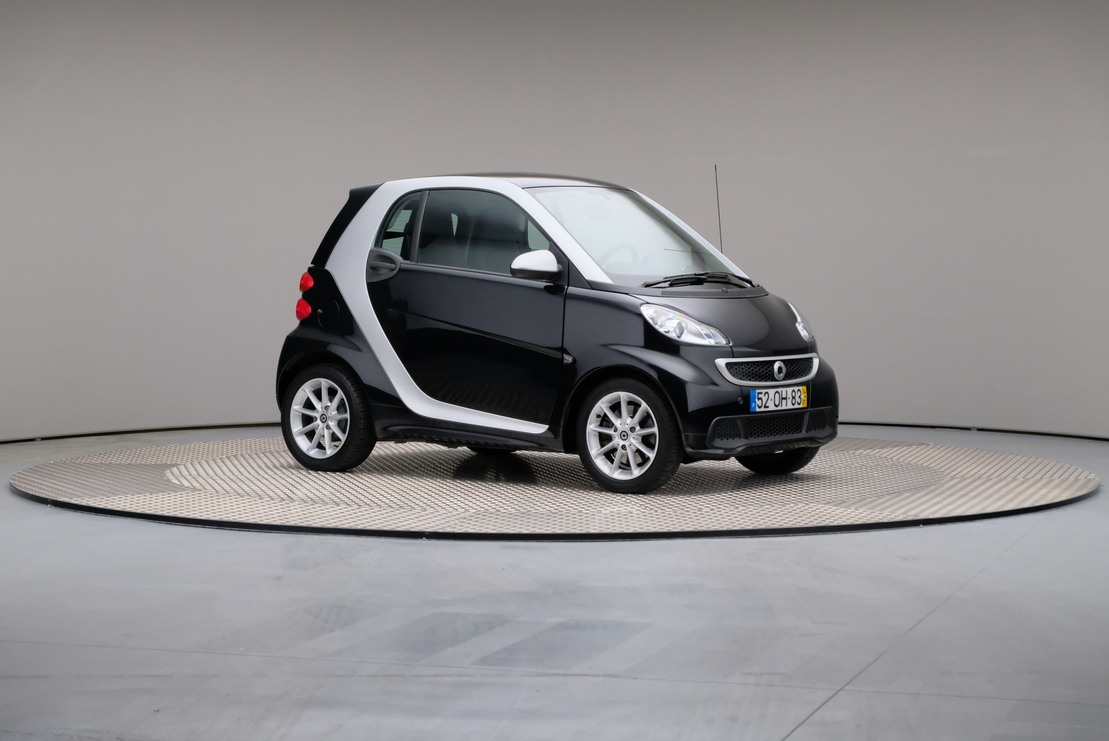 Smart Fortwo Fortwo 0.8 cdi Passion 54 Softouch, 0.8 cdi Passion 54 Softouch, 360-image27
