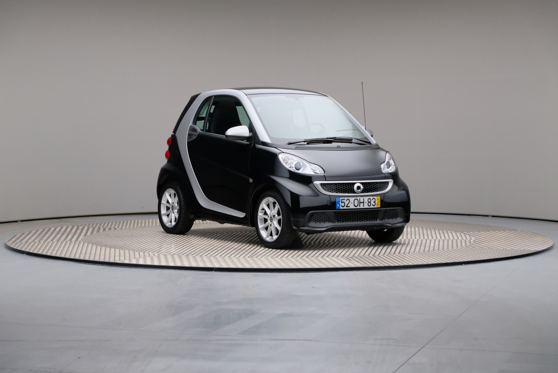 Smart Fortwo Fortwo 0.8 cdi Passion 54 Softouch, 0.8 cdi Passion 54 Softouch, 360-image29