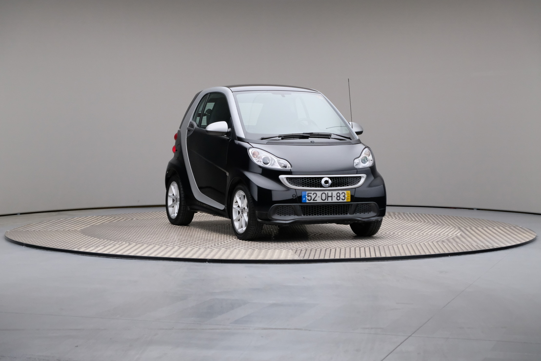 Smart Fortwo Fortwo 0.8 cdi Passion 54 Softouch, 0.8 cdi Passion 54 Softouch, 360-image30
