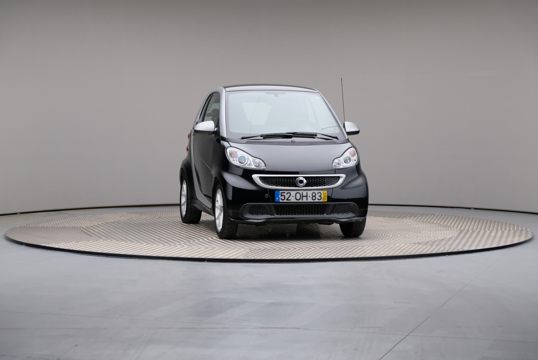 Smart Fortwo Fortwo 0.8 cdi Passion 54 Softouch, 0.8 cdi Passion 54 Softouch, 360-image31