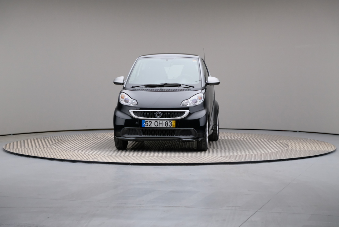Smart Fortwo Fortwo 0.8 cdi Passion 54 Softouch, 0.8 cdi Passion 54 Softouch, 360-image33