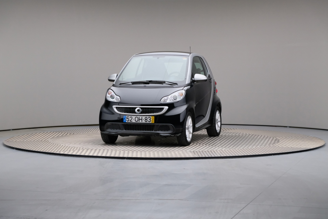 Smart Fortwo Fortwo 0.8 cdi Passion 54 Softouch, 0.8 cdi Passion 54 Softouch, 360-image34