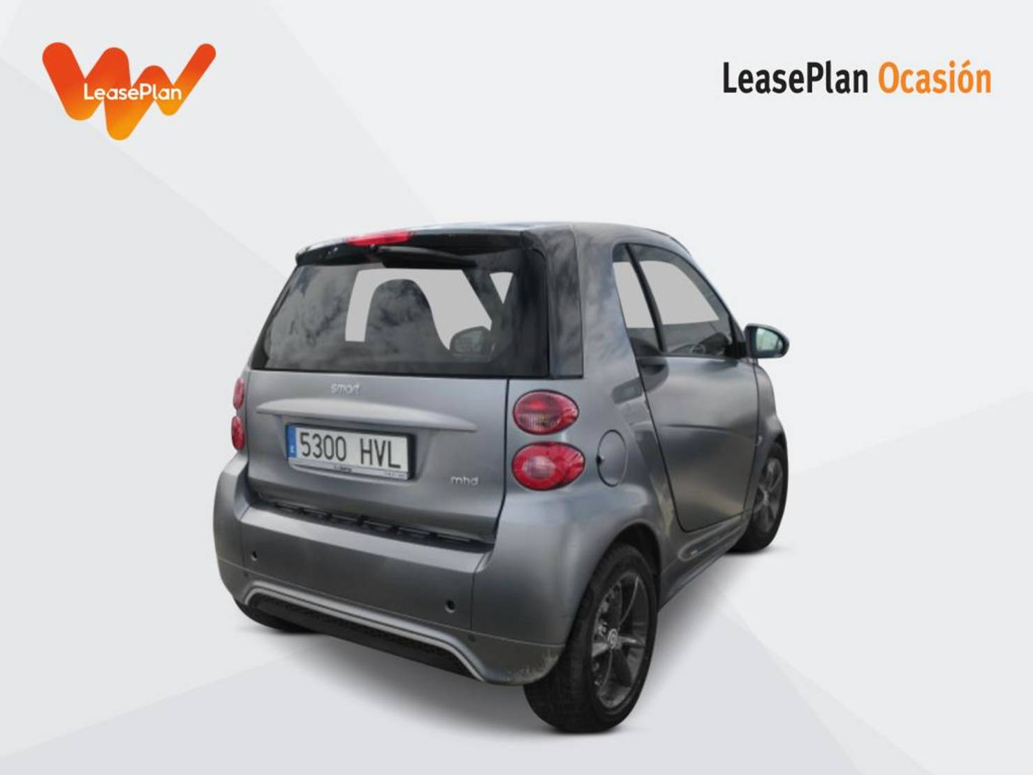 Smart Fortwo Coupé 52 Mhd Funatic detail2