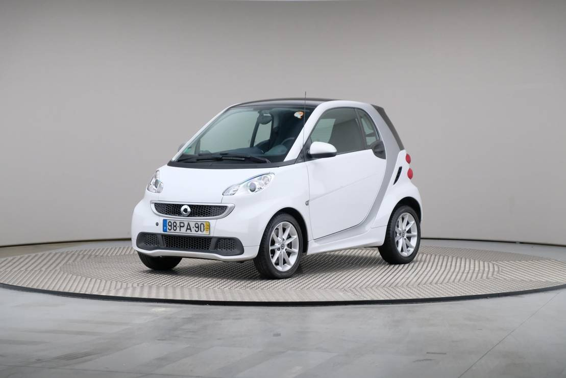 Smart Fortwo 1.0 mhd Passion 71 Softouch, 360-image0