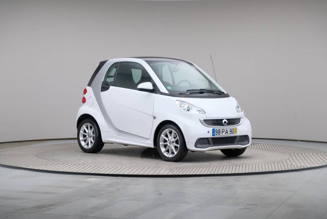 Smart Fortwo 1.0 mhd Passion 71 Softouch, 360-image28