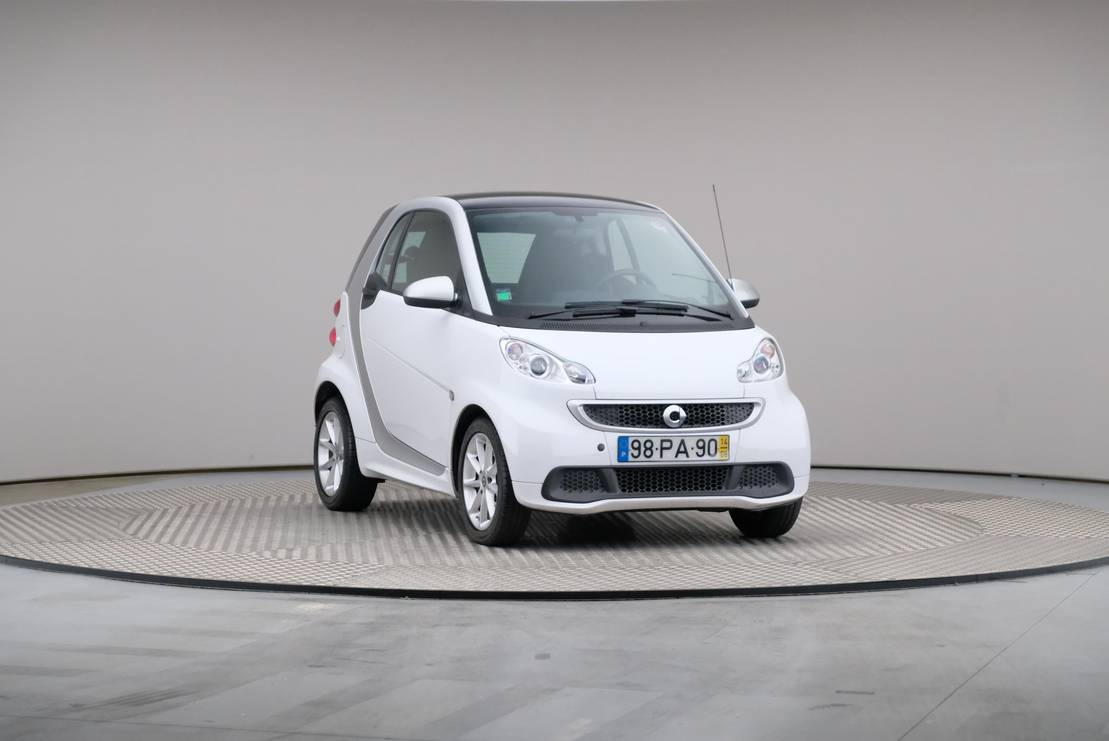 Smart Fortwo 1.0 mhd Passion 71 Softouch, 360-image30