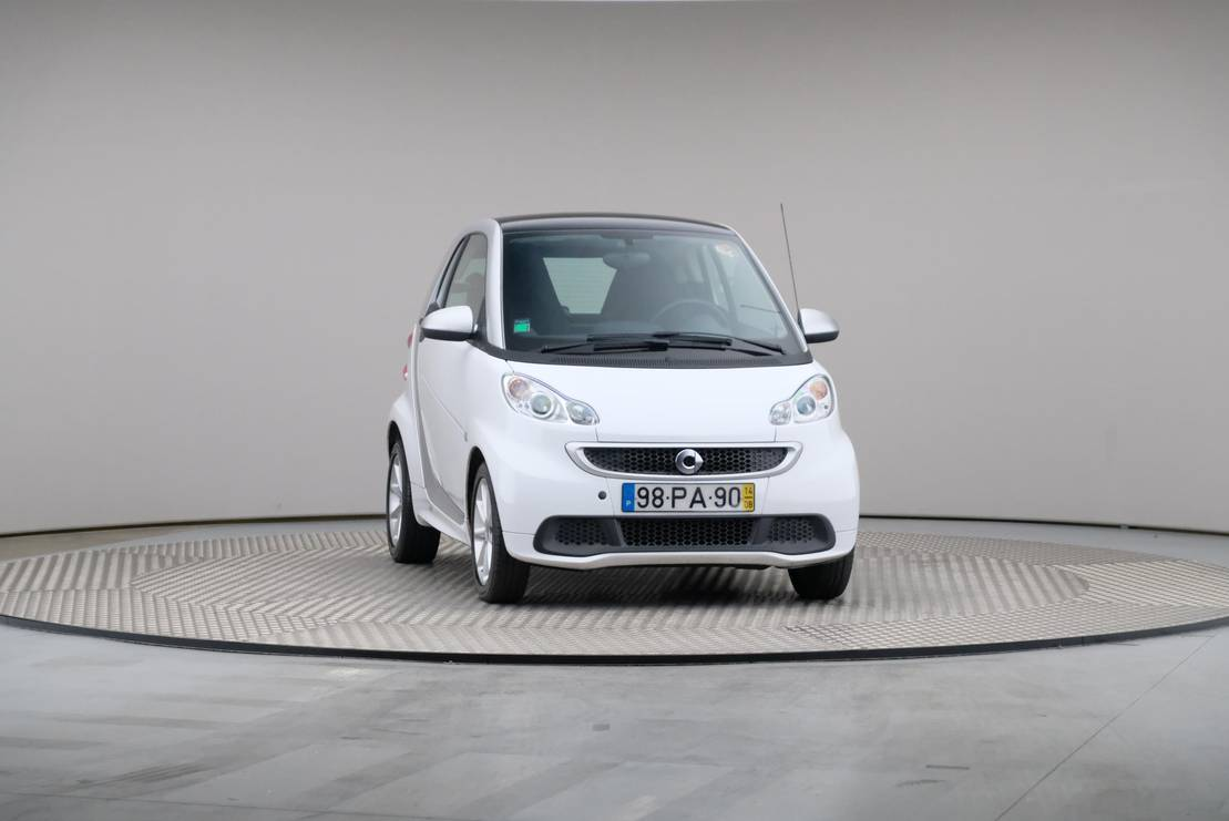 Smart Fortwo 1.0 mhd Passion 71 Softouch, 360-image31