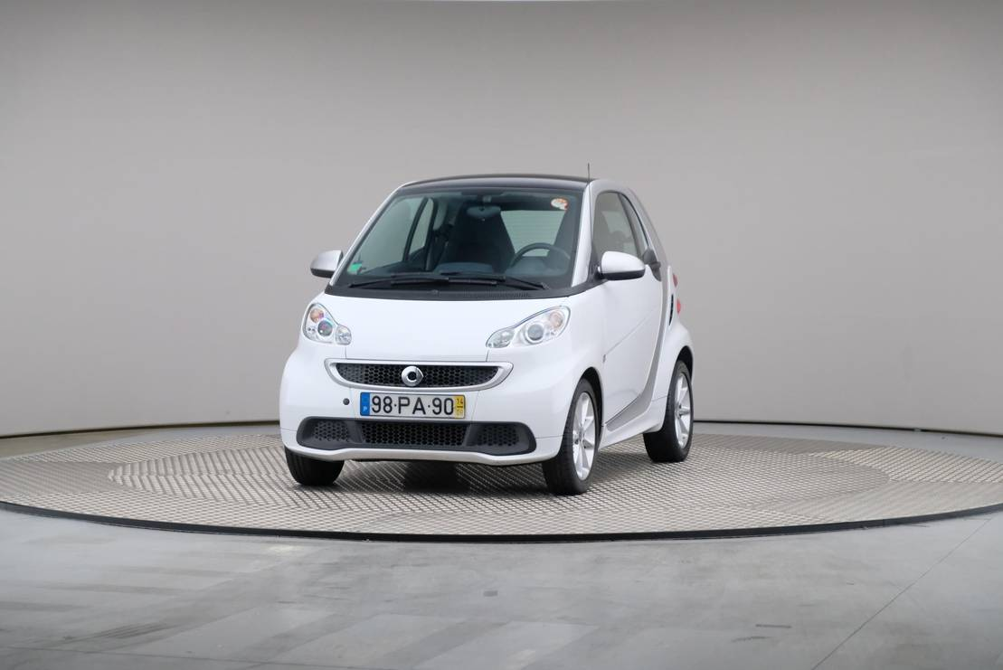 Smart Fortwo 1.0 mhd Passion 71 Softouch, 360-image34
