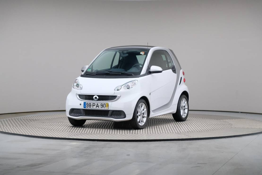 Smart Fortwo 1.0 mhd Passion 71 Softouch, 360-image35