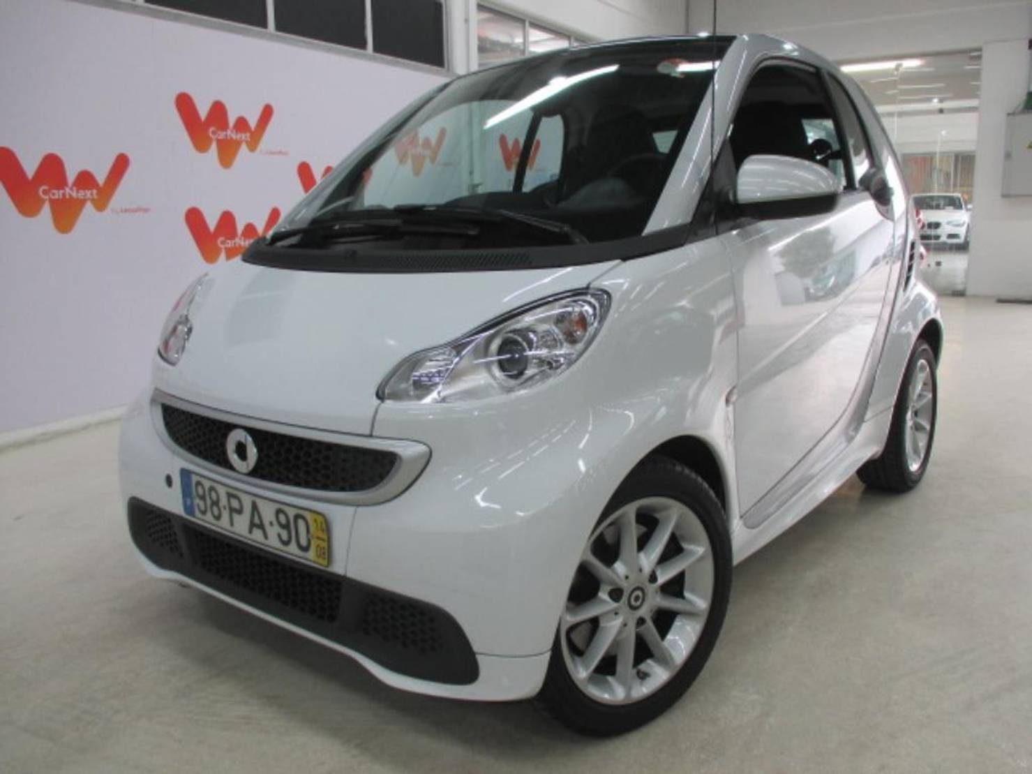 Smart Fortwo 1.0 mhd Passion 71 Softouch detail1