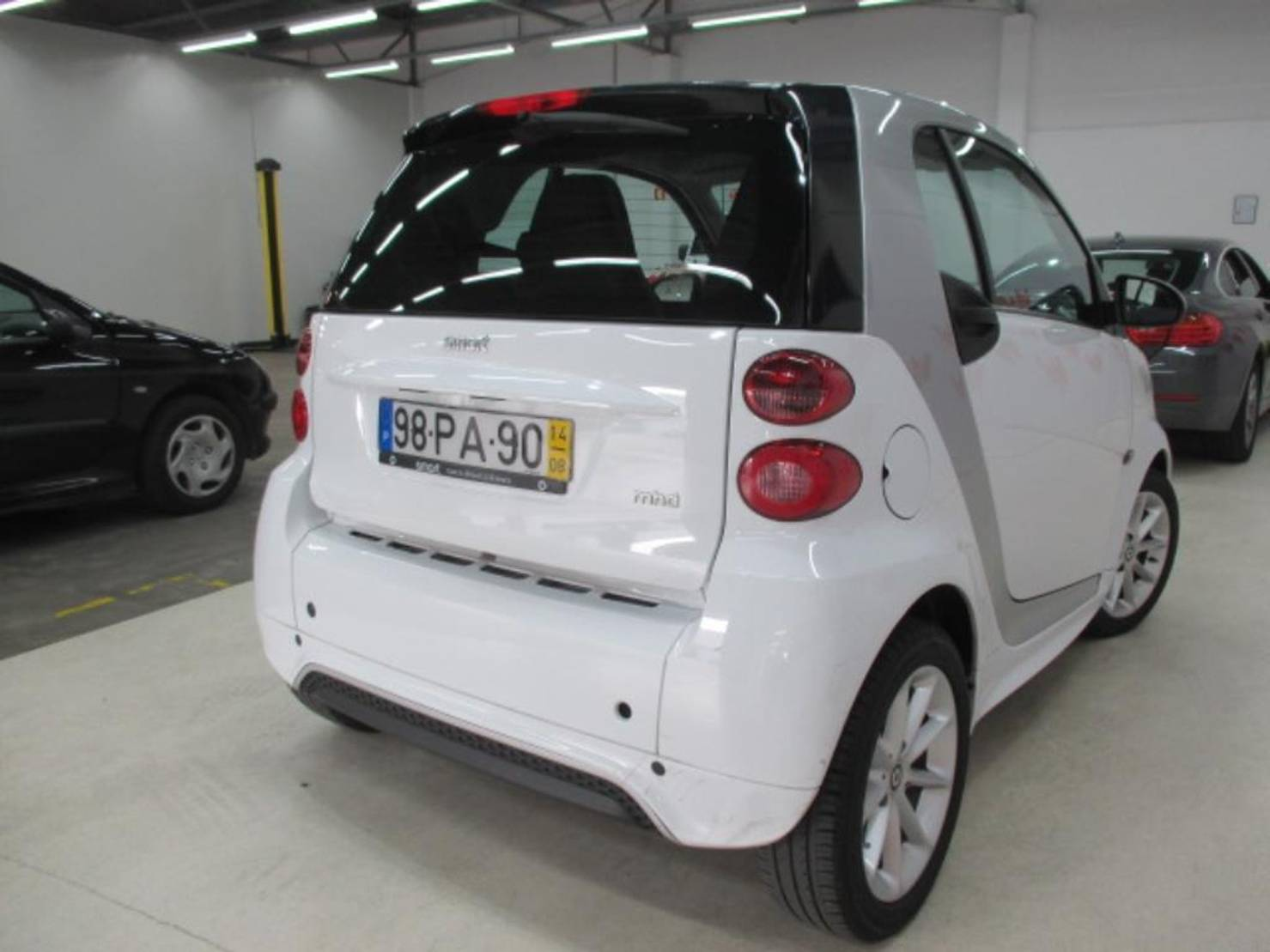 Smart Fortwo 1.0 mhd Passion 71 Softouch detail2