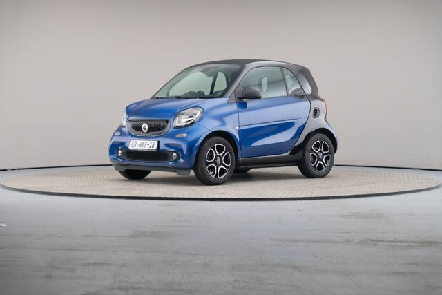 Smart Fortwo Coupé twinamic passion Sitzhzg Navi-360 image-0