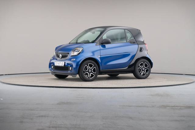 Smart Fortwo Coupé twinamic passion Sitzhzg Navi-360 image-1