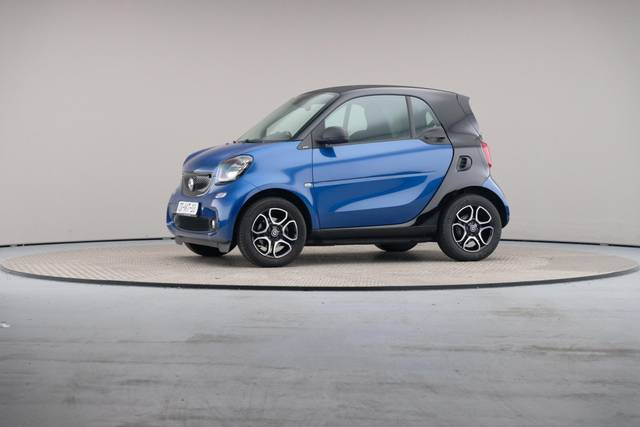 Smart Fortwo Coupé twinamic passion Sitzhzg Navi-360 image-2